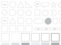 UX Kits Shapes