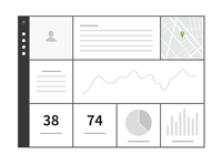 Squares Dashboard
