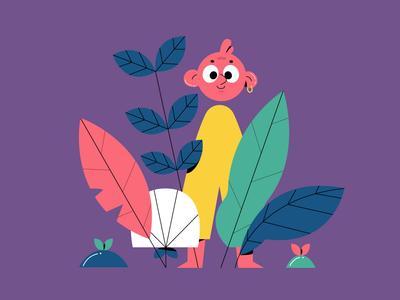 Plant boy!