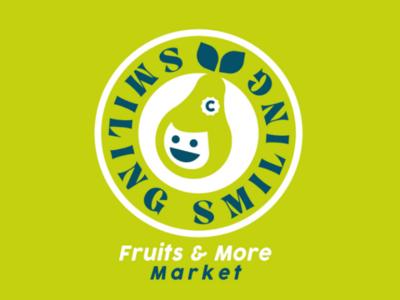 Smiling Smiling 🍐 logo logodesing brand