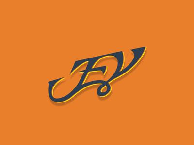 Jey plano marca diseño plano icono ilustrador logotipo ilustración diseño tipografía diseño de logo logo