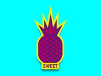 Pineapple Sweet Candy