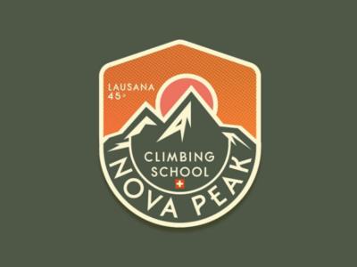 Climbing School Nova Peak