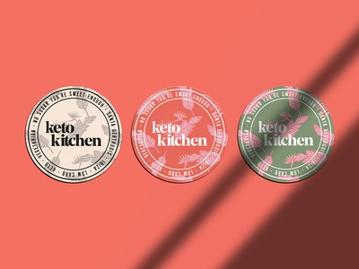 Keto Kitchen, Ibiza - Stickers