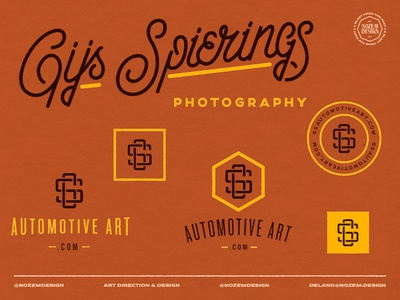 Gijs Spierings - Brand marks