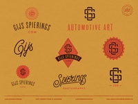 Gijs Spierings // Brand Marks alternative version