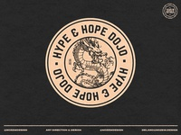 HYPE & HOPE DOJO alternate version
