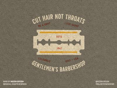 Cut Hair Not Throats