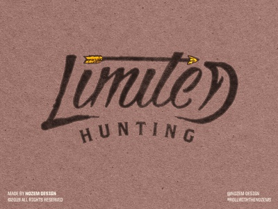 Limited Hunting