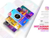 Instagram Stories v.2.0