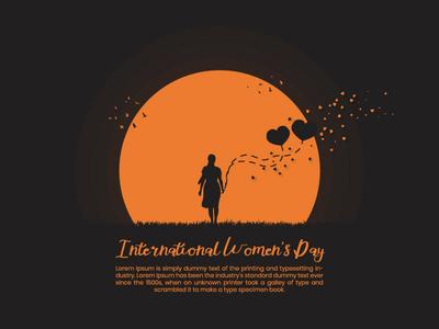 Women day illustration!