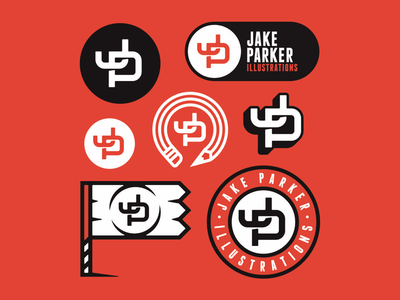 Jake Parker - Brand Collection