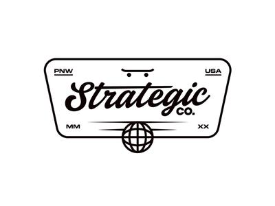 Strategic Badge