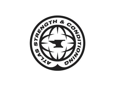 Atlas Badge