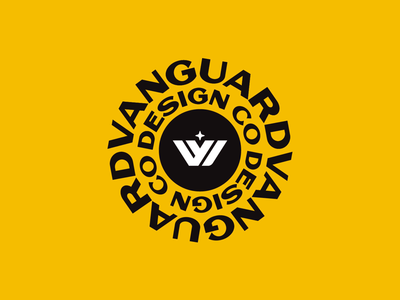 VDC Circle Badge