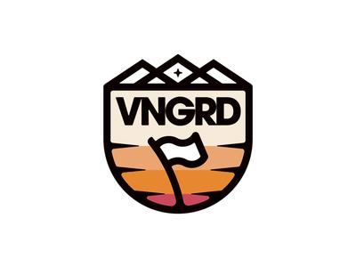 VNGRD Flag Badge