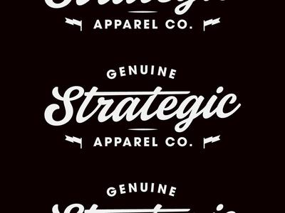 Strategic Apparel Logotype