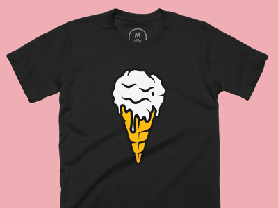 Bittersweet cottonbureau shirt tshirt clothingshop clothingbrand shirtdesign logodesign icecream merchshop shirtshop apparelshop apparel merch brandlogo logo
