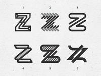 Letter Z exploration