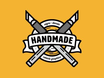 Handmade Badge