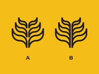 Wavy Floral Logo (Vote!)