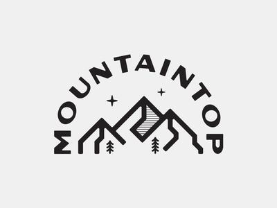 Mountaintop Badge