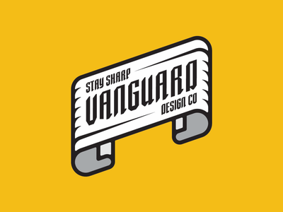 Vanguard Design Co Banner