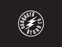 Vanguard Lightning Badge