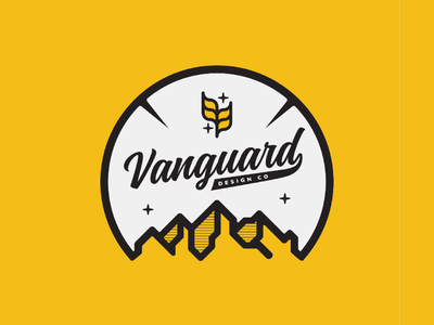 Vanguard Mountain Badge