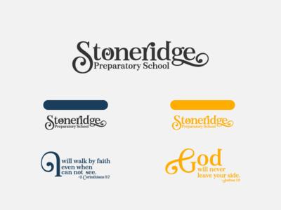 Stoneridge Preparatory School | Logo Design