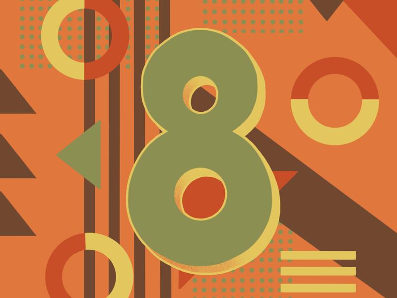 36 Days of Type 8