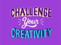 Challenge Your Creativity