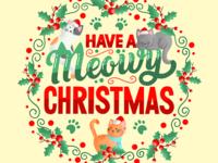 Homwork 46 Meowy Christmas
