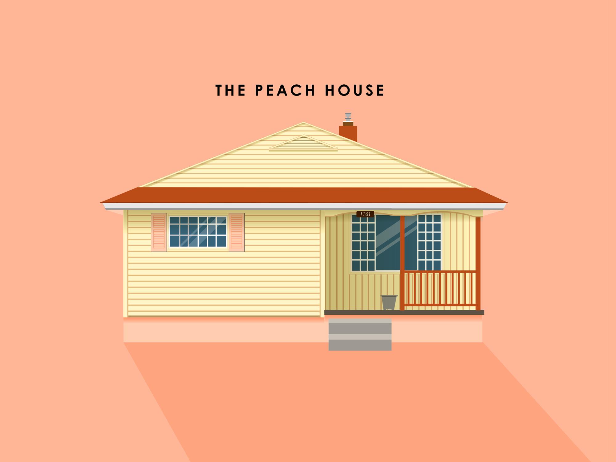House vector instagram