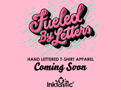 Lettering Apparel Coming Soon