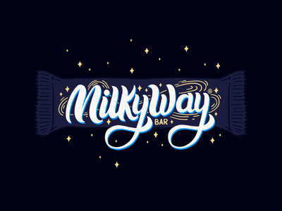 Milky Way Packaging
