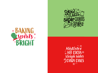 Christmas T-shirt Graphics inktastic graphic design t-shirt designer t-shirt graphics t-shirt design holiday merrychristmas christmas typography hand lettering logo hand lettering
