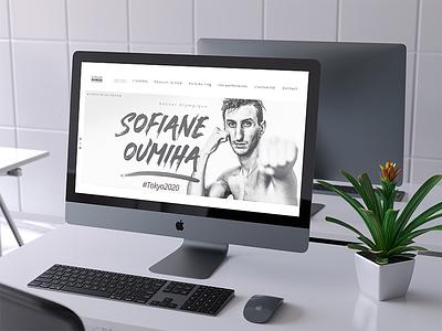 Sofiane Oumiha - Official website sofiane oumiha olympique boxeur oumiha sofiane