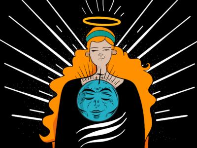 Wisdom/Grace Illustration