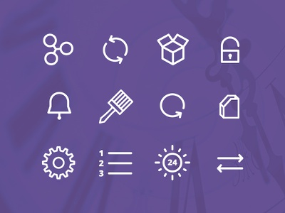 Icons for functions functions function booked 4 us booking book icon-set icons icon system flat