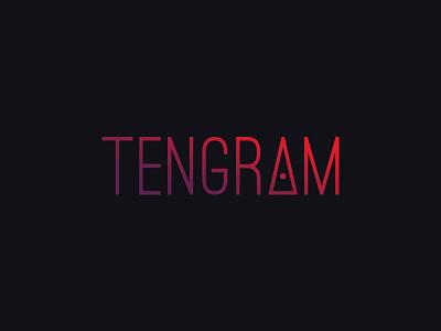 Tengram earring bracelet necklace tangram jewels jewelry logo tengram