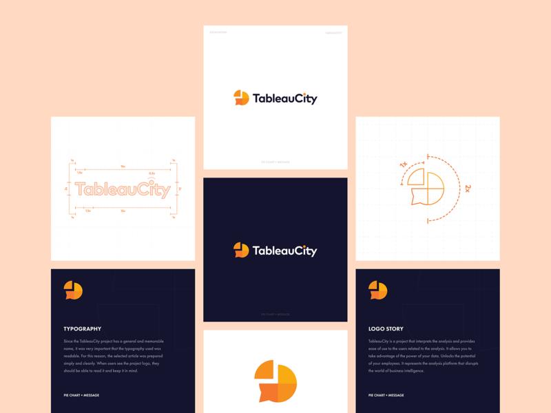 TableauCity Logo Design