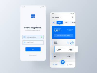 Payment Mobil Application / re-design
