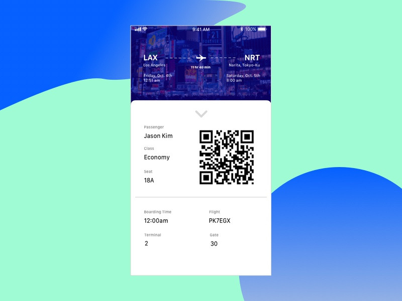 Daily UI #024 - Boarding Pass exploration visual brand travel app exploration travel boarding pass boardingpass sketch app sketch mobile app development mobile app design mobile app mobile design ux ui