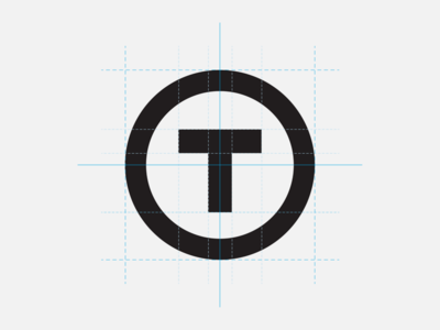 TO mark logotype mark identity logo