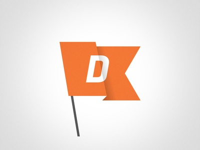 DFlag d flat flag