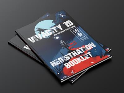 Vivacity Registration Book Cover