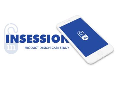 Insession - Design Case Study
