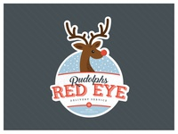 Rudolph's Red Eye Delivery Service