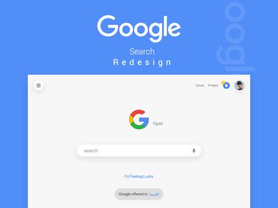Google Search Design